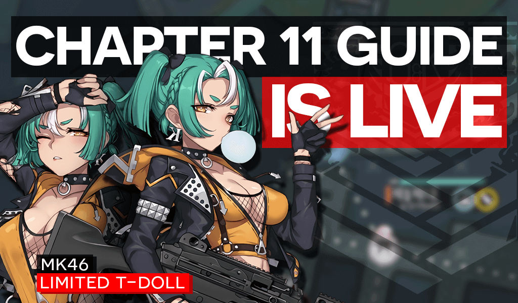 Chapter 11 S-Ranking Guide by GFC!