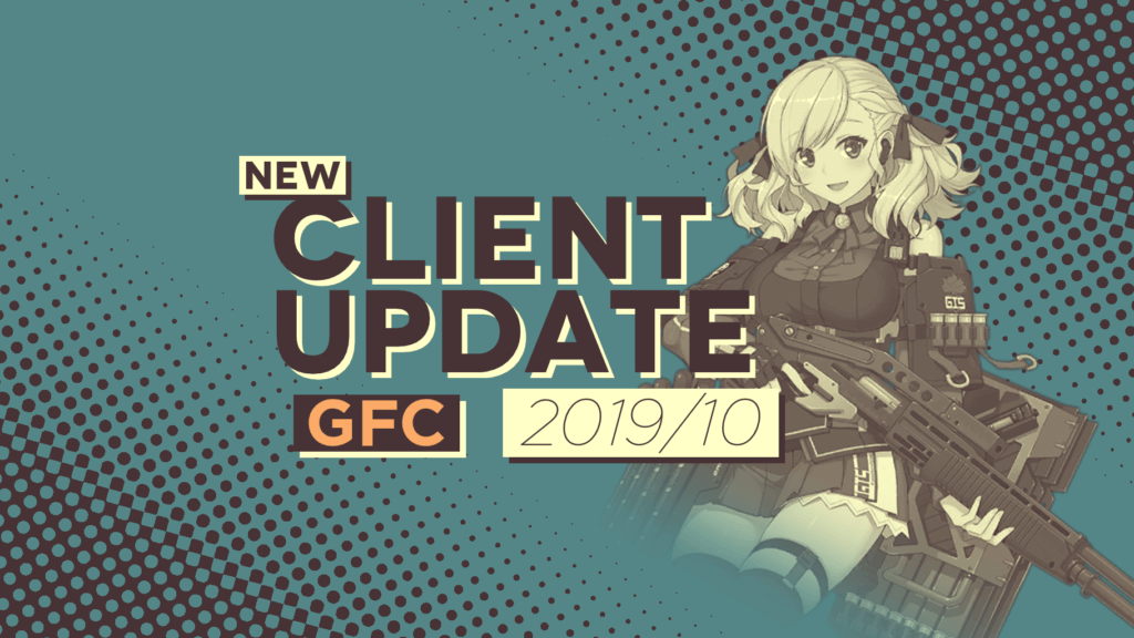 October Major Client Update!