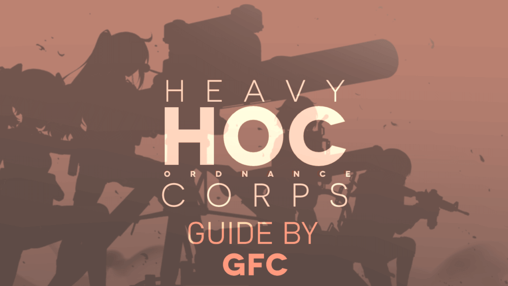 HOC Guide by GFC!