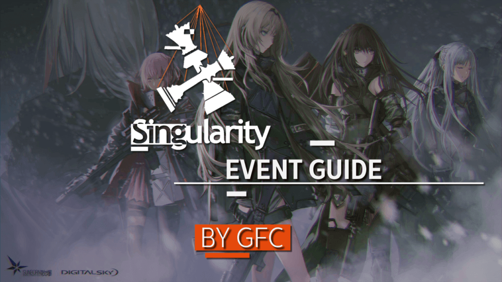 Singularity Event Guide by GFC